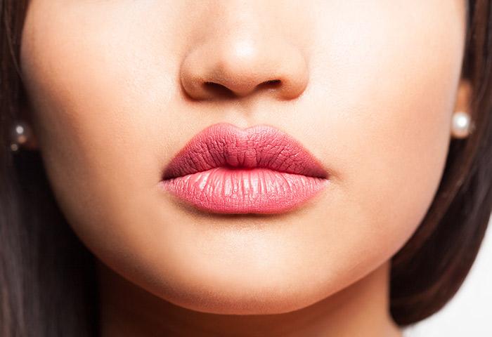På læben sår Mangelfuld undersøgelse